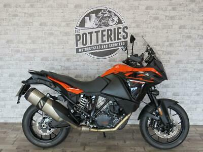 KTM 1090 Adventure 2018 '68 plate only 1273 miles! Supplied by us new.
