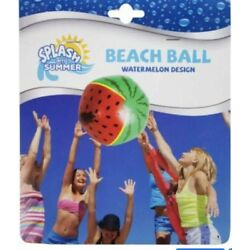 Watermelon Beach Ball Inflatable Summer Time Pool Party Water Toy 20''