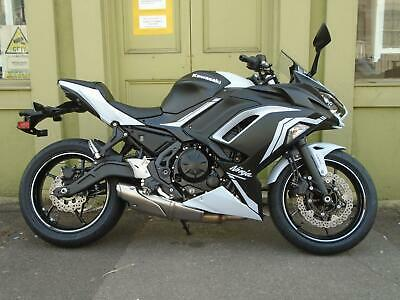 Kawasaki Ninja 650 2020 Model With Low Rate Finance Subject to Status.