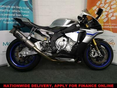 2016 16 YAMAHA R1M + WERX EXHAUST  EXCELLENT EXAMPLE!!!!