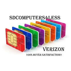 Kyпить Verizon Prepaid Numbers To / For Port FASTEST DELIVERY  2 HOUR USAGE ONLY на еВаy.соm