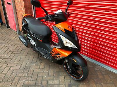 2016 PEUGEOT SPEEDFIGHT 3 125 DARKSIDE 125CC--LEARNER LEGAL--DELIVERY AVAILABLE