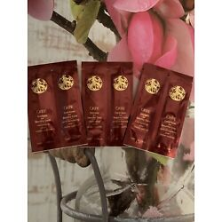 3 sets Oribe Shampoo & Conditioner for Beautiful Color 0.23 oz samples haircare
