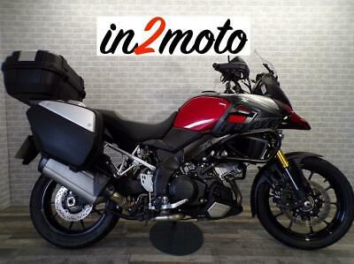 2014 (14) SUZUKI V-STROM 1000 DL1000 FOR SALE INC 3 PART LUGGAGE AND MORE