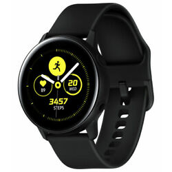 Kyпить Samsung Galaxy Watch Active 40mm Black US (SM-R500NZKAXAR) на еВаy.соm