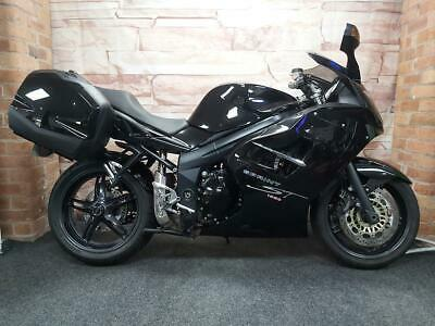 TRIUMPH SPRINT ST1050 2007 1 OWNER FROM NEW FULL SERVICE HISTORY