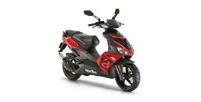 Aprilia SR50R Sports Moped, New 2020 Colours Now in Stock
