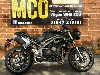 Triumph Speed Triple S 2020 59 miles only