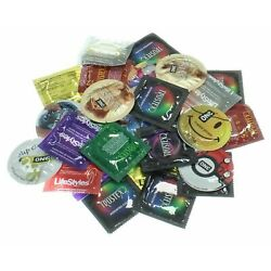 Kyпить 50 CONDOMS - Trustex, Lifestyles, One, & More Condoms Pack на еВаy.соm