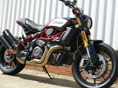 2020 Indian FTR1200s Carbon...LTd Edition Carbon model....IN STOCK