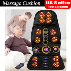 Kyпить 5 Mode Massage Seat Cushion with Heated Back Neck Massager Chair for Home & Car на еВаy.соm