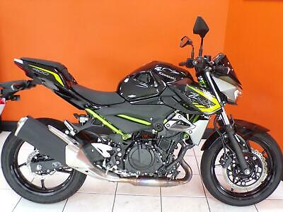 Kawasaki Z400 2020 Model available with 3 years 0% finance