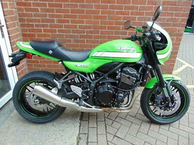 Kawasaki Z900 RS Cafe 2020 Brand New Unregistered Saving £1850 on MRRP