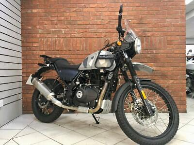 2020/20 Royal Enfield Himalayan With Just 151 Miles Finished In Grey