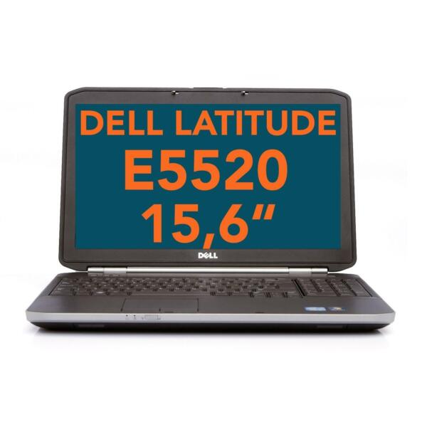 Dell Latitude E5520 15,6 Pollici i5 2,5 GHZ 4GB RAM 320GB HDD LED Umts BT A Ware