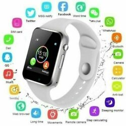 2021 Waterproof Bluetooth Smart Watch Phone Mate For iPhone IOS Android Samsung