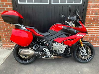 2018 BMW S 1000 XR SPORT SE *** FACTORY LOWERED ***