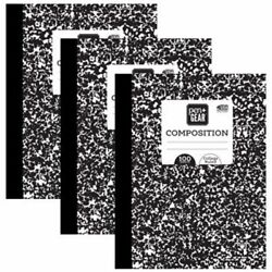 Kyпить 3 Pack College Ruled Composition Books 100 Sheets на еВаy.соm
