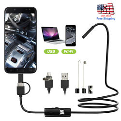 Kyпить Megapixels HD USB C Endoscope Type C Borescope Inspection Camera for Android на еВаy.соm