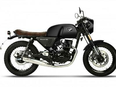 HANWAY MUSCLE 125cc NEW FOR 2021