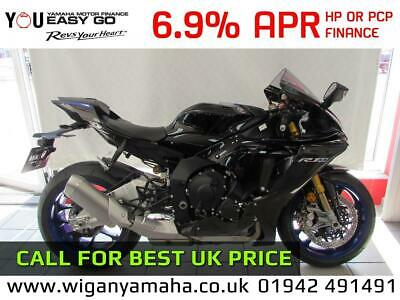 YAMAHA YZF-R1M 2020 LIMITED EDITION, CARBON BODY, ELECTRONIC OHLINS SUSPENSIO...