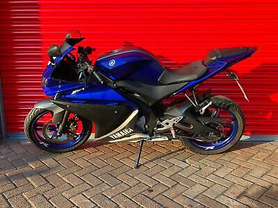 2014 YAMAHA YZF R125 LEARNER LEGAL, DELIVERY AVAILABLE P/X WELCOME