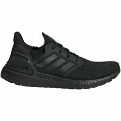 Kyпить [EG0691] Mens Adidas ULTRABOOST 20 Triple Black Size 8-13 NEW FREE SHIPPING на еВаy.соm