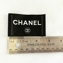 Kyпить CHANEL Clothing Label Tag Sewing Replacement 3
