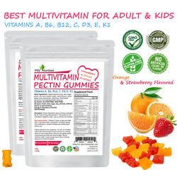 Multivitamin Gummy For Adult and Kids -120 Count By FDC Nutrition