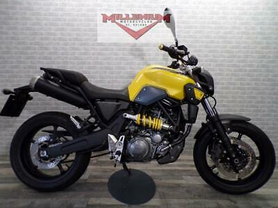 2011 YAMAHA MT-03 660cc SPECIAL - ONLY 16200 MILES FROM NEW IN YELLOW
