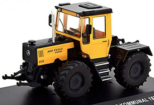 AllemagneMercedes Benz UNIMOG MB Trac 1100 Communal 1975 Tracteur  1:43