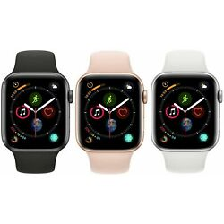 Kyпить Apple Watch Series 4 40mm 44mm GPS + WiFi + Cellular Smart Watch, All Colors! на еВаy.соm