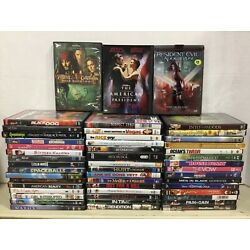 Kyпить LOT OF 10 ADULT DVD ASSORTED MOVIES and Tv Shows! RANDOM MIXED LOT PG-R Used на еВаy.соm