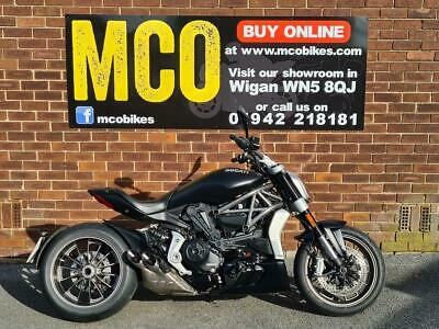 Ducati XDiavel 2017 3600 miles only