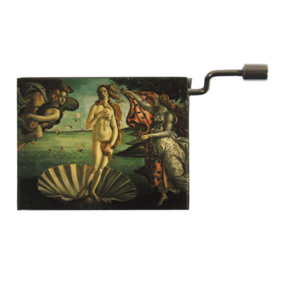 Royaume-UniArt Music Box - Botticelli