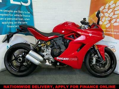 2017 17 DUCATI SUPERSPORT JUST 2609 MILES FROM NEW + FSH