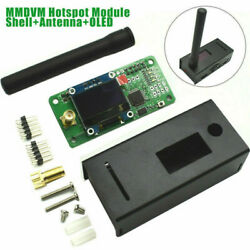 Kyпить UHF/VHF MMDVM hotspot OLED + Antenna + Case Support P25 DMR YSF For Raspberry pi на еВаy.соm
