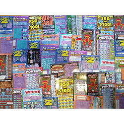Kyпить 21 California Lottery Tickets Assorted Second Chance Scratchers 2nd Redeemable на еВаy.соm