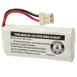 Kyпить VTech BT162342/BT262342 2.4V 300mAh Ni-MH Battery Pack for Cordless Phone на еВаy.соm
