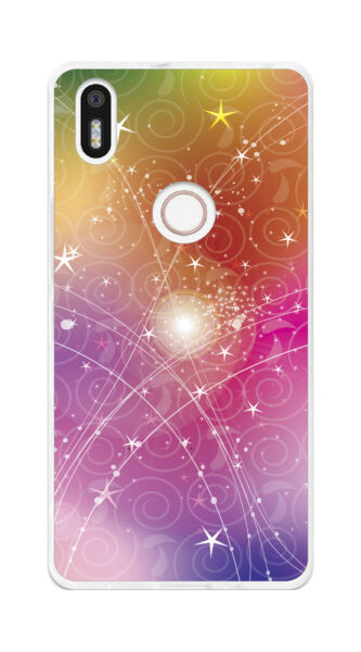 EspagneCover Gel TPU Case Cover For bq aquaris X5 Plus  Abstract