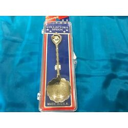 Kyпить SOUVENIR COLLECTABLE TEA SPOON -NEW PERFECT CONDITION 'ALASKA' на еВаy.соm