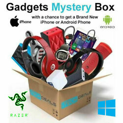 Kyпить Mystery Tech Box! May Include Laptops, Cellphones, And More!! Choose Your Box! на еВаy.соm
