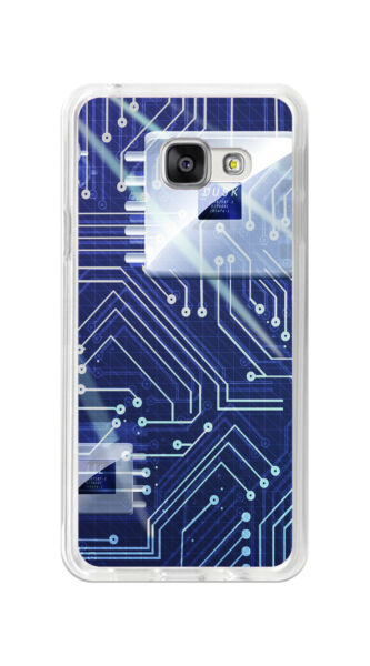 EspagneCover Gel TPU Case Cover For Samsung Galaxy A3 (2016)  Circuit