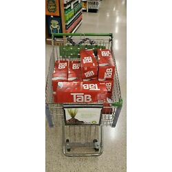 Kyпить ONE 12 Pack Of Tab Soda Cola Brand New Unopened.. Rare Coca-cola Tab Soda!!  на еВаy.соm