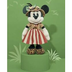 Kyпить Disney Minnie Mouse The Main Attraction Jungle Cruise Plush IN HAND на еВаy.соm