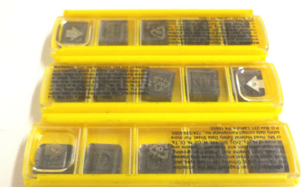 Allemagne15 Kennametal Plaquettes Snxf 120412SNMP KC524M Neuf Emballage  H4928