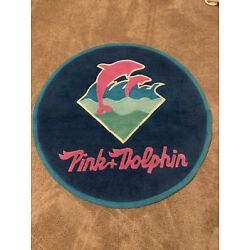 Kyпить PINK DOLPHIN RUG IN STORE RUG RARE LIMITED RUN Home Rug на еВаy.соm