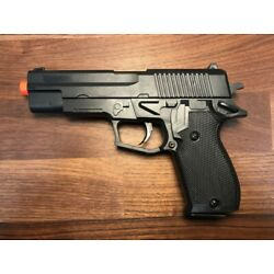Kyпить Airsoft Gun Ukarms P2001 Black Spring Powered 1911 Style Pistol 6mm BB BBs на еВаy.соm