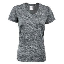 Kyпить New With Tags Womens Under Armour Twisted Tech V Neck Tee Shirt Top на еВаy.соm