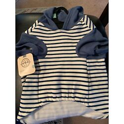 BOND & CO. Hoodie for Dogs Size LARGE 17''-19''